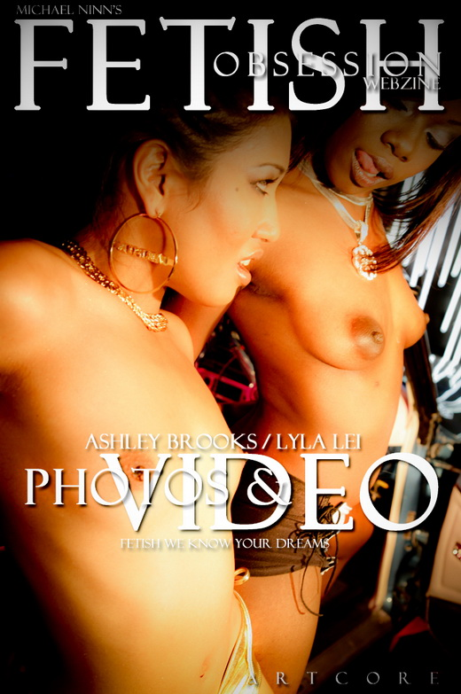 Ashley Brooks & Lyla Lei - `Fetish #833` - by Michael Ninn for MICHAELNINN ARCHIVES