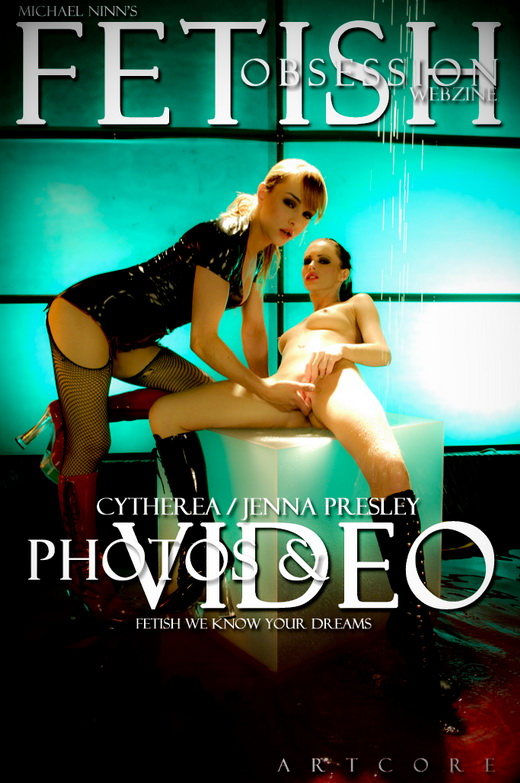 Cytherea & Jenna Presley - `Fetish #836` - by Michael Ninn for MICHAELNINN ARCHIVES