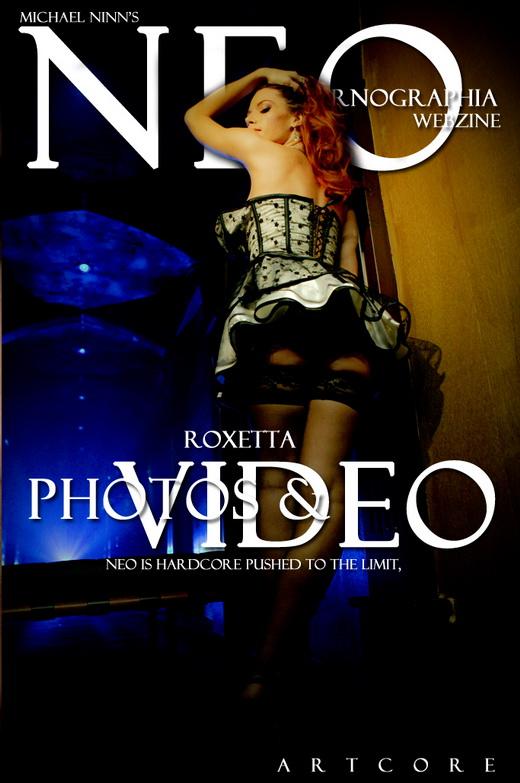 Roxetta & Tyla Wynn - `NeoPornographia #84` - by Michael Ninn for MICHAELNINN ARCHIVES