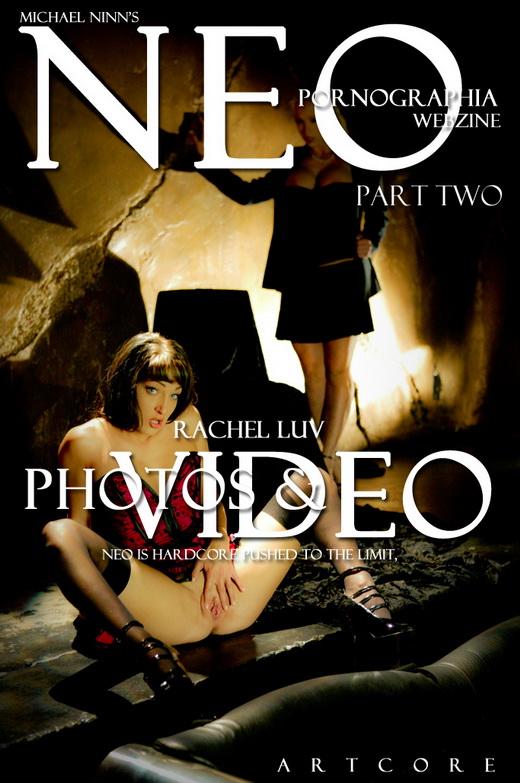 Nicki Hunter & Rachel Luv & Jenner - `NeoPornographia #91` - by Michael Ninn for MICHAELNINN ARCHIVES