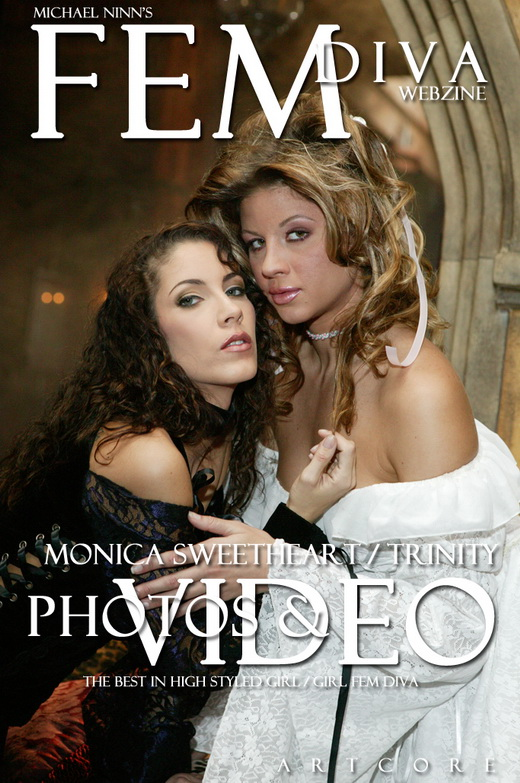 Monica Sweetheart & Trinity - `Fem #916` - by Michael Ninn for MICHAELNINN ARCHIVES