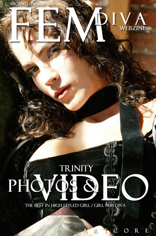 Monica Sweetheart & Trinity - `Fem #917` - by Michael Ninn for MICHAELNINN ARCHIVES