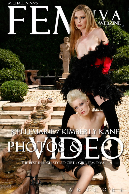 Kellemarie & Kimberly Kane - `Fem #958` - by Michael Ninn for MICHAELNINN ARCHIVES
