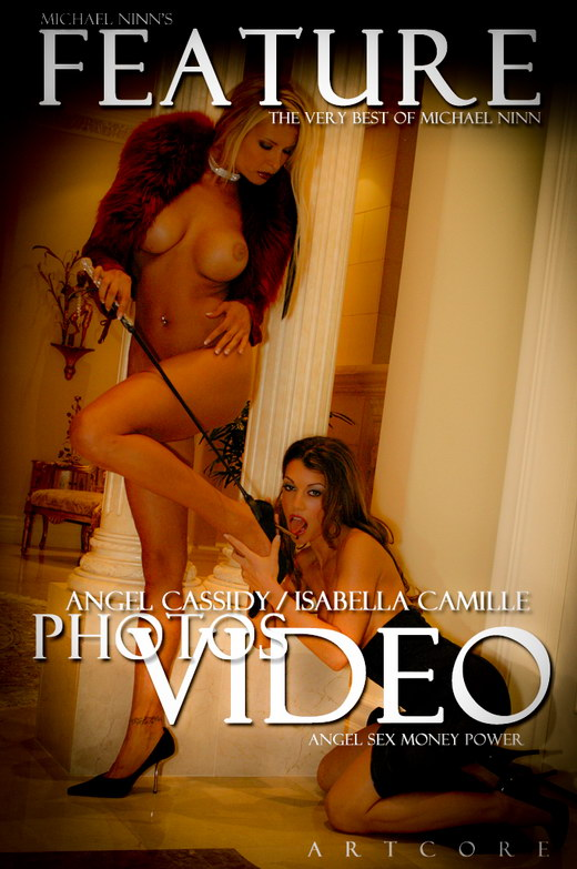 Angel Cassidy & Isabella Camille - `Angel: Sex Money Power – Scene 3` - by Michael Ninn for MICHAELNINN