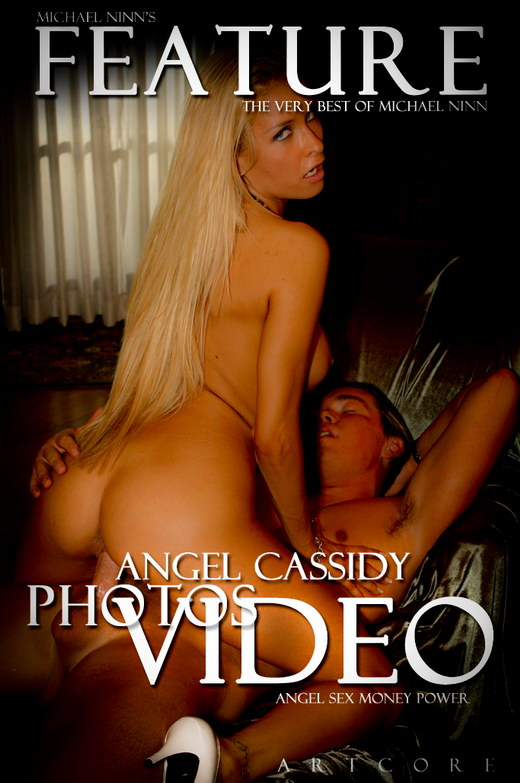 Angel Cassidy - `Angel: Sex Money Power – Scene 5` - by Michael Ninn for MICHAELNINN