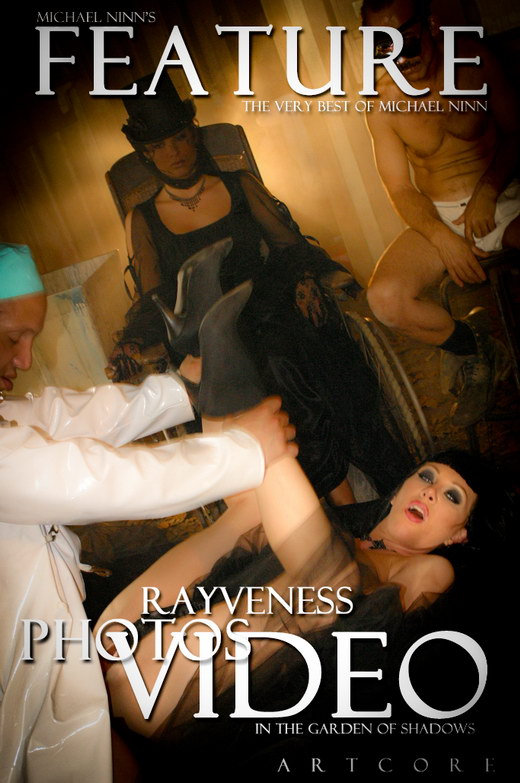 Anais & RayVeness - `In The Garden Of Shadows 1: Anais - Scene 4` - by Michael Ninn for MICHAELNINN