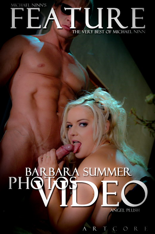 Barbara Summer - `Angel: Plush - Scene 2` - by Michael Ninn for MICHAELNINN