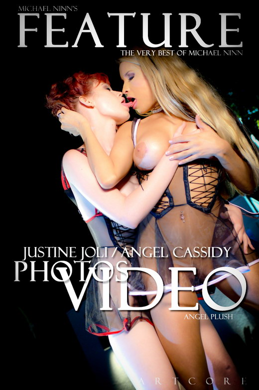 Angel Cassidy & Justine Joli - `Angel: Plush - Scene 3` - by Michael Ninn for MICHAELNINN
