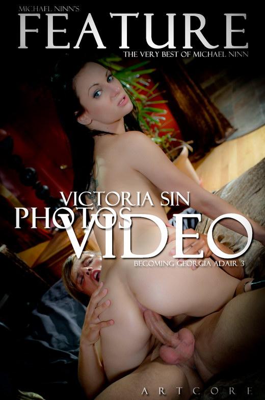 Victoria Sin - `Becoming Georgia Adair 3 - Scene 4` - by Michael Ninn for MICHAELNINN