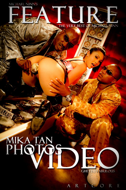 Mika Tan - `Ghetto Fabulous - Scene 2` - by Michael Ninn for MICHAELNINN