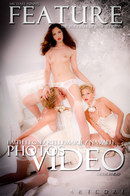 Faith Leon & Kellemarie & Nevaeh in Crescendo - Scene 3 gallery from MICHAELNINN by Michael Ninn
