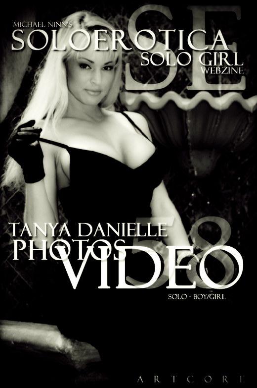 Tanya Danielle - `Soloerotica 1 - Scene 6` - by Michael Ninn for MICHAELNINN