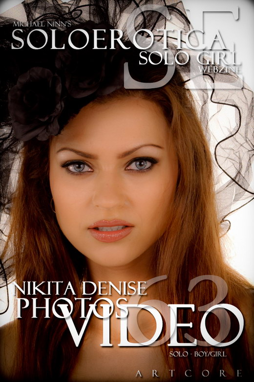 Nikita Denise - `Soloerotica 1 - Scene 07` - by Michael Ninn for MICHAELNINN