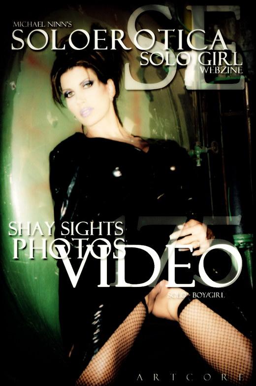 Shay Sights - `Soloerotica 1 - Scene 09` - by Michael Ninn for MICHAELNINN