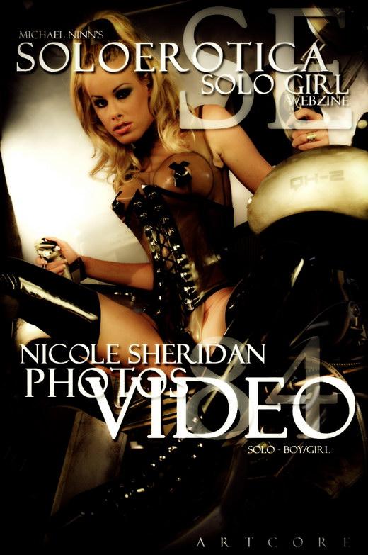 Nicole Sheridan - `Soloerotica 1 - Scene 18` - by Michael Ninn for MICHAELNINN