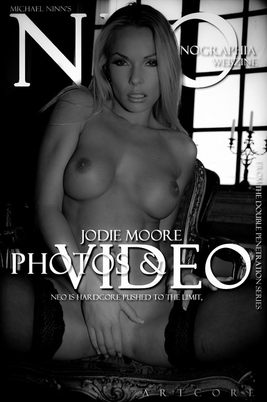 Jodie Moore - `Double Penetration 1 - Scene 6` - by Michael Ninn for MICHAELNINN