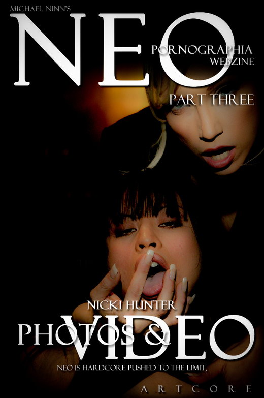 Jayna Oso & Nicki Hunter - `Neo Pornographia 2 - Scene 3` - by Michael Ninn for MICHAELNINN