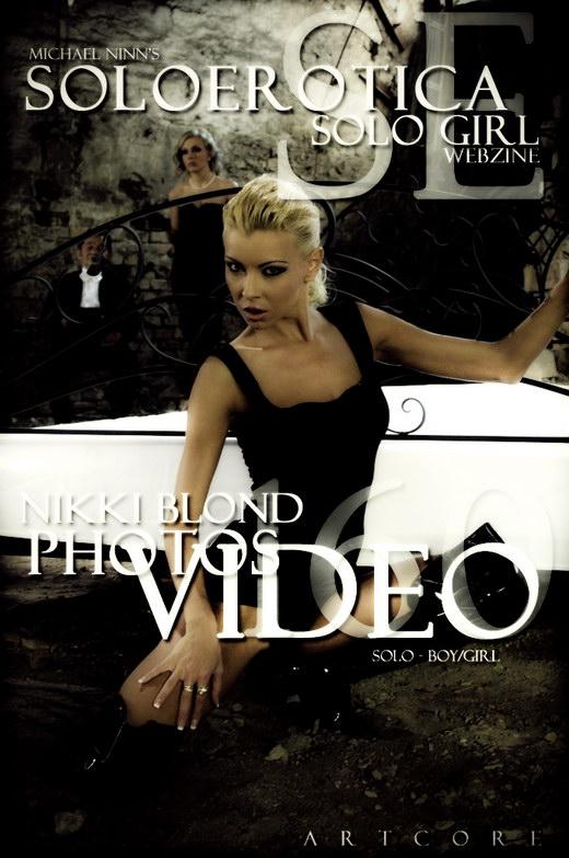 Nikki Blond - `Soloerotica 6 - Scene 12` - by Michael Ninn for MICHAELNINN