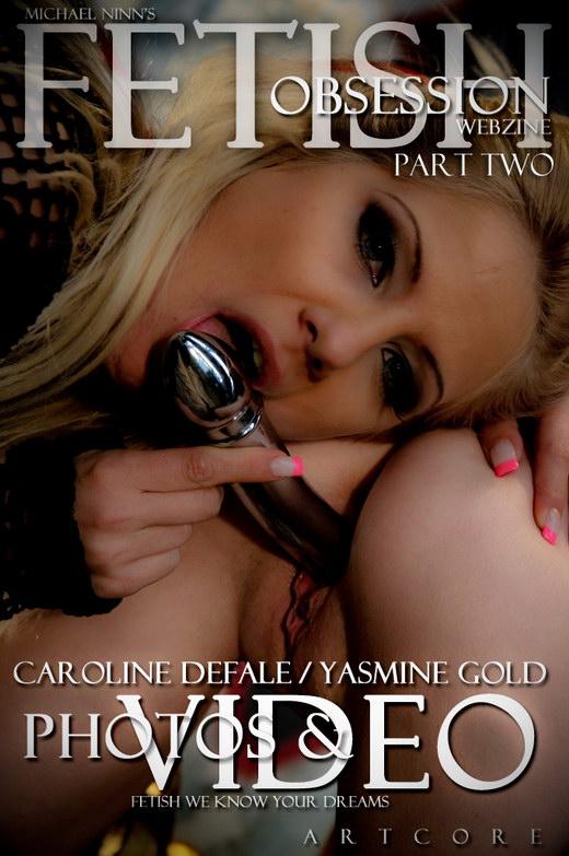 Caroline Defale & Yasmine Gold - `Fem 7: Dolce - Scene 3` - by Michael Ninn for MICHAELNINN