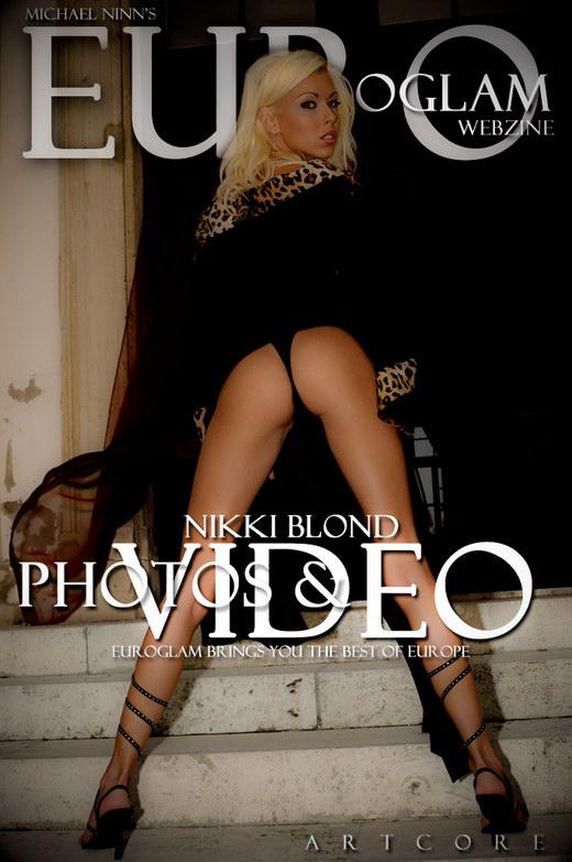 Nikki Blond - `Euroglam 2: Nikki Blonde - Scene 5` - by Michael Ninn for MICHAELNINN