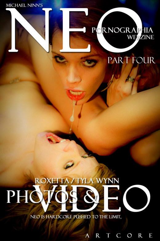 Roxetta & Tyla Wynn - `Neo Pornographia 3 - Scene 2` - by Michael Ninn for MICHAELNINN