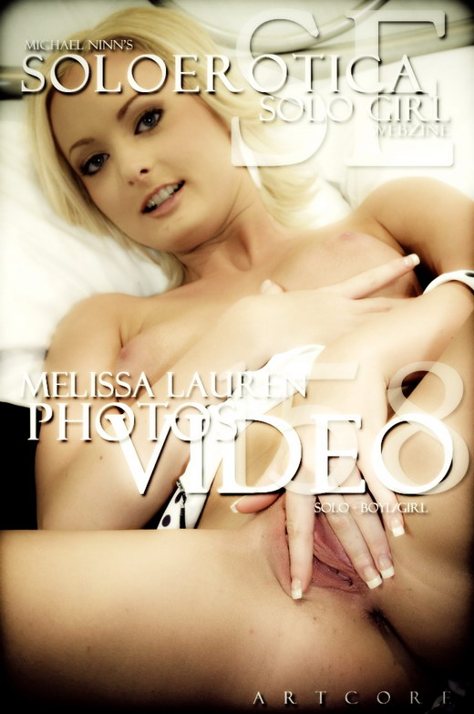 Melissa Lauren - `Soloerotica 8 - Scene 6` - by Michael Ninn for MICHAELNINN