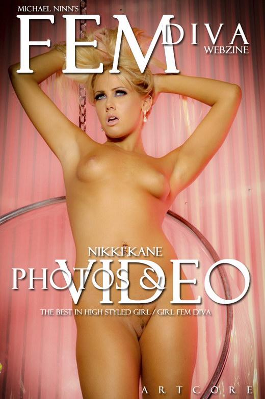 Jana Jordan & Nikki Kane - `Meet Nikki Kane - Scene 3` - by Michael Ninn for MICHAELNINN