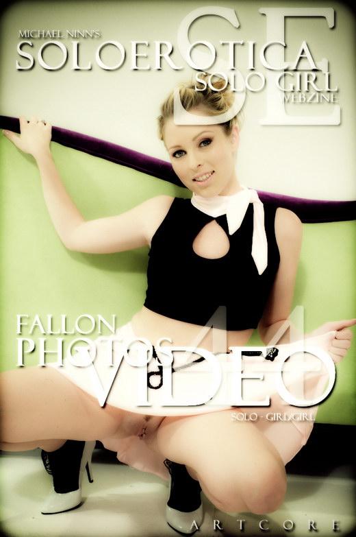 Fallon Sommers - `Soloerotica 8 - Scene 10` - by Michael Ninn for MICHAELNINN
