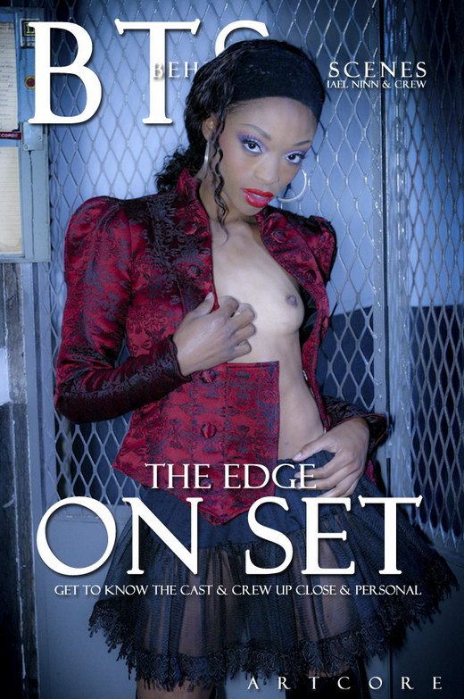 Monica Temptem & Sarah Blake & Shy Love - `The Edge - Behind The Scenes` - by Michael Ninn for MICHAELNINN
