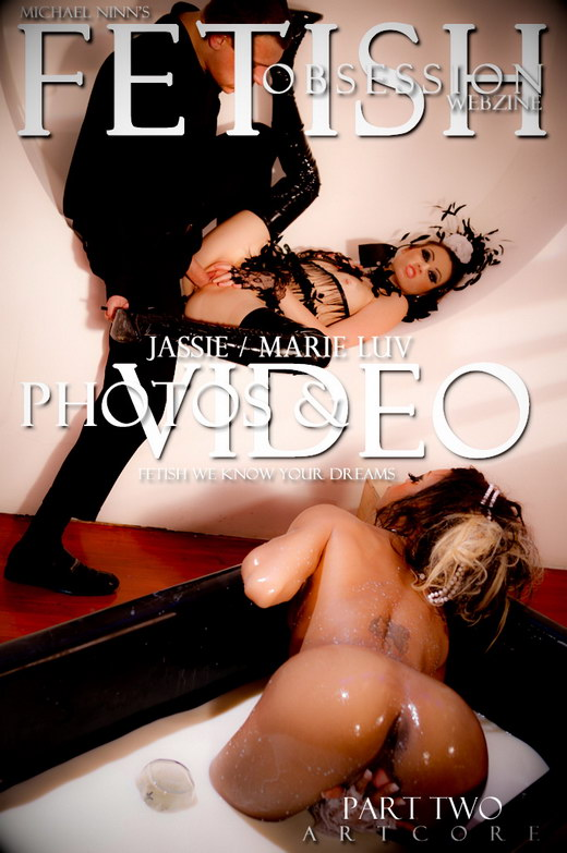 Jassie & Marie Luv - `Catalyst - Scene 4` - by Michael Ninn for MICHAELNINN