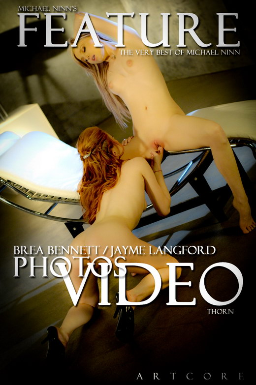 Alana Langford & Brea Bennett - `Thorn - Scene 3` - by Michael Ninn for MICHAELNINN