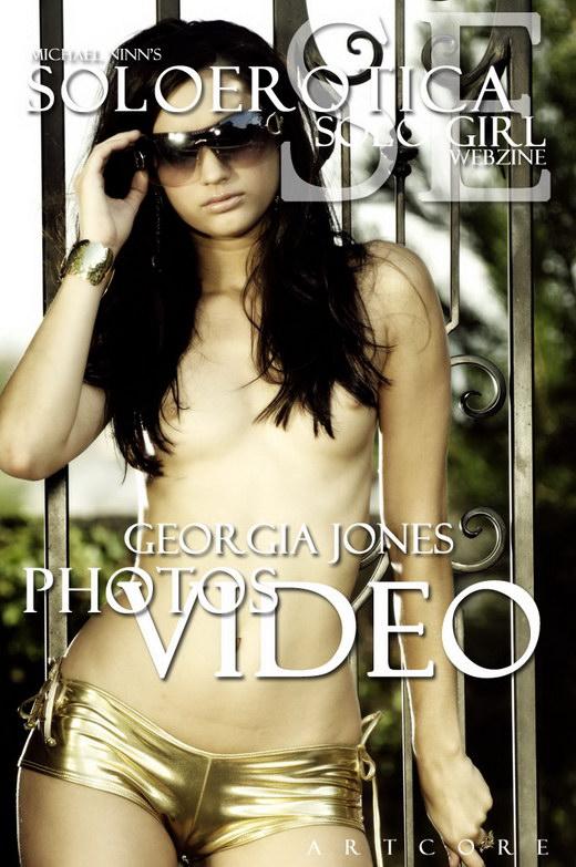 Georgia Jones - `Soloerotica 10 - Scene 19` - by Michael Ninn for MICHAELNINN