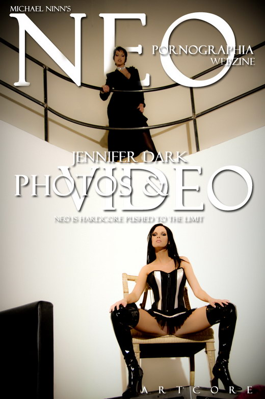 Jennifer Dark & Nicki Hunter - `Neo Pornographia 5 - Scene 3` - by Michael Ninn for MICHAELNINN