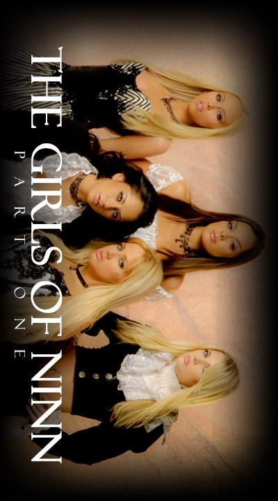 Brea Bennett & Cassidey & Jana Jordan & Nikki Kane & Renee Perez - `The Girls Of Ninn Part 1` - by Michael Ninn for MICHAELNINN