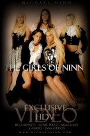 Brea Bennett & Cassidey & Jana Jordan & Nikki Kane & Renee Perez - The Girls Of Ninn Part 1