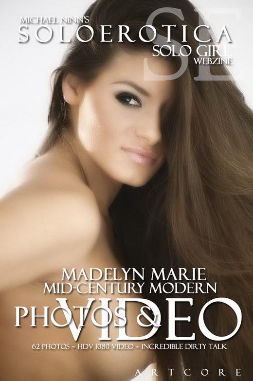 Madelyn Marie - `Madelyn Marie Mid-Century Modern` - by Michael Ninn for MICHAELNINN