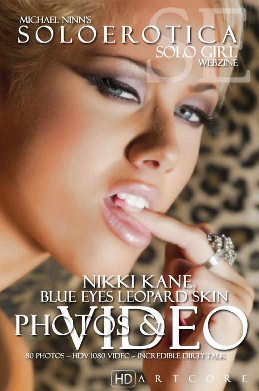 Nikki Kane - `Nikki Kane Solo` - by Michael Ninn for MICHAELNINN