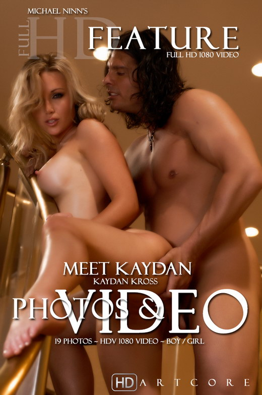 Kayden Kross - `Meet Kayden - Scene 1` - by Michael Ninn for MICHAELNINN