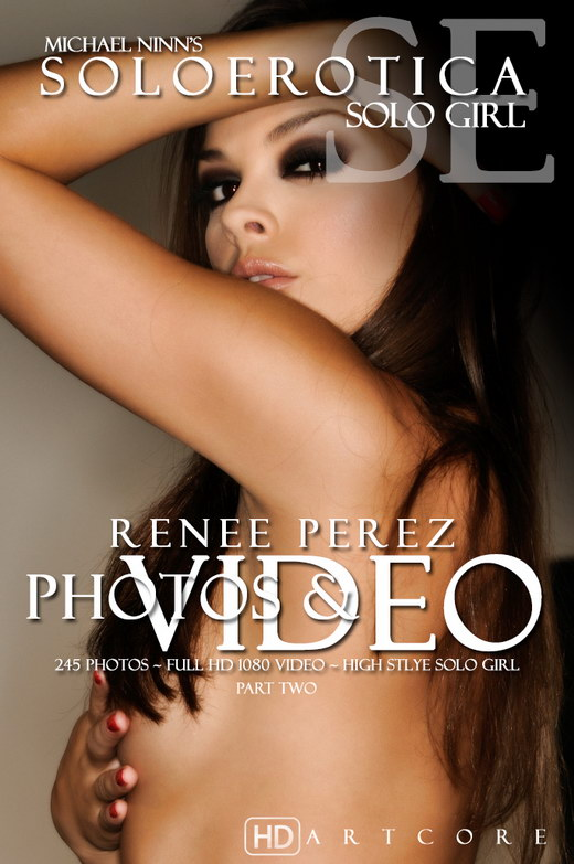 Renee Perez - `Renee Perz Solo HOP2` - by Michael Ninn for MICHAELNINN