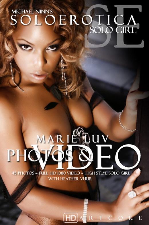 Marie Luv - `Marie Luv Solo` - by Michael Ninn for MICHAELNINN
