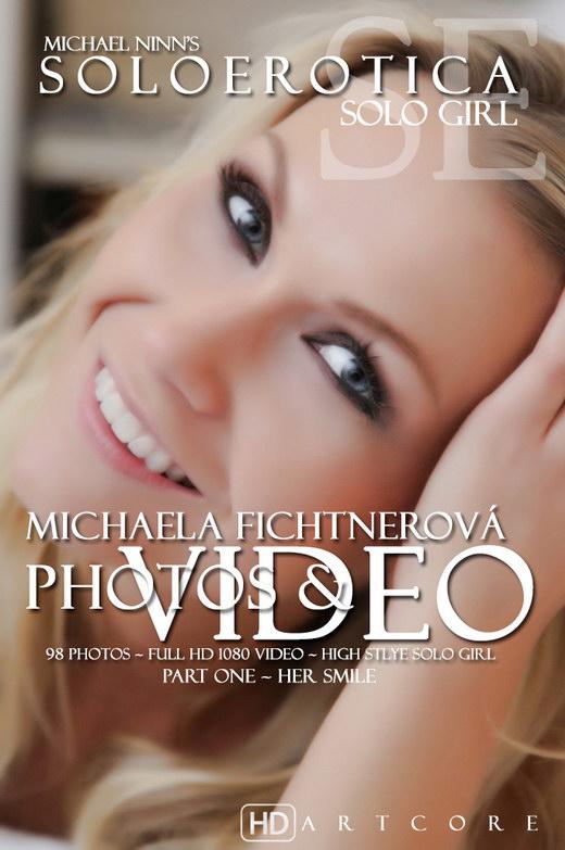 Michaela Fichtnerova - `Michaela Fichtnerova Part One` - by Michael Ninn for MICHAELNINN