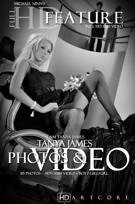 Tanya James - `I Am Tanya James SEX High Heels & Stockings` - by Michael Ninn for MICHAELNINN