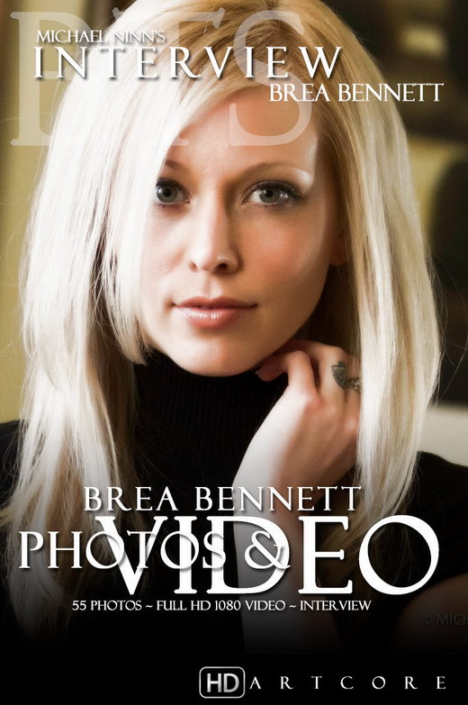 Brea Bennett - `Brea Bennett Interview - Meet Brea` - by Michael Ninn for MICHAELNINN