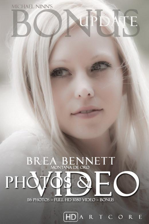 Brea Bennett - `Brea Bennett Montana Del Oro` - by Michael Ninn for MICHAELNINN