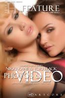Tori Black & Nikki Kane - Nymphetamine Four
