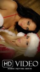 Brea Bennett & Cassidey & Jana Jordan & Nikki Kane & Renee Perez - Christmas