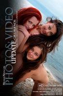 Ariel Piper Fawn & Indiana A & Lorena B - Pandan