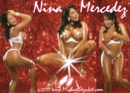 Nina Mercedez  from MICHAELSTYCKET
