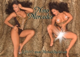 Nina mercedes nude action