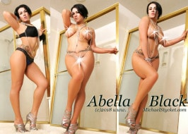 Abella Black  from MICHAELSTYCKET